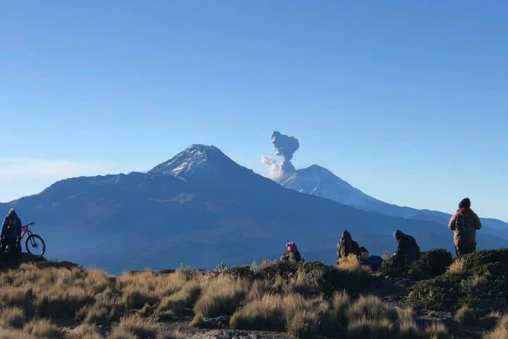 Monte Tláloc y Telapón. Texcoco e Ixtapaluca. Foto. Val Franco
