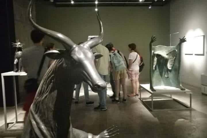 Museo Leonora Carrigton Xilitla Foto El Souvenir13