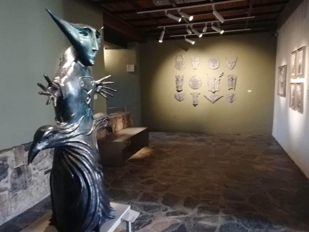 Museo Leonora Carrigton Xilitla Foto El Souvenir