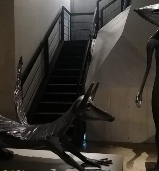 Museo de Leonora Carrigton Xilitla Foto El Souvenir 25