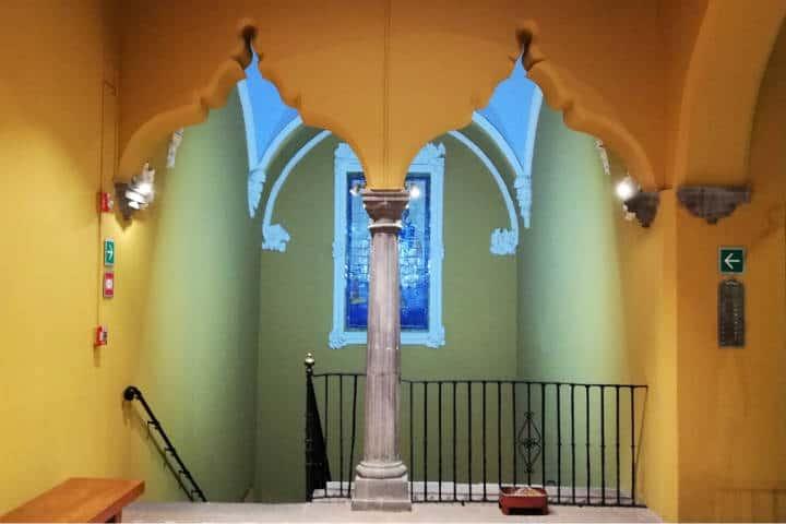 Museo del Alfeñique Puebla Foto Luis Juárez