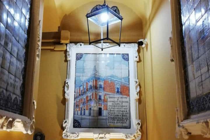 Museo del Alfeñique Puebla. Foto: Luis Juárez