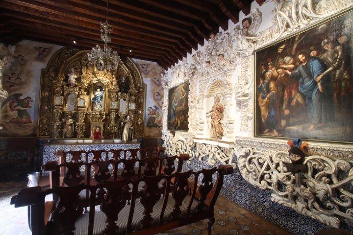 Museo del Alfenique. Foto México es Cultura