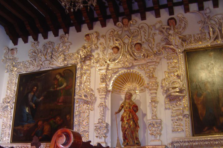 Museo del alfeñique en Puebla. Foto Flickr