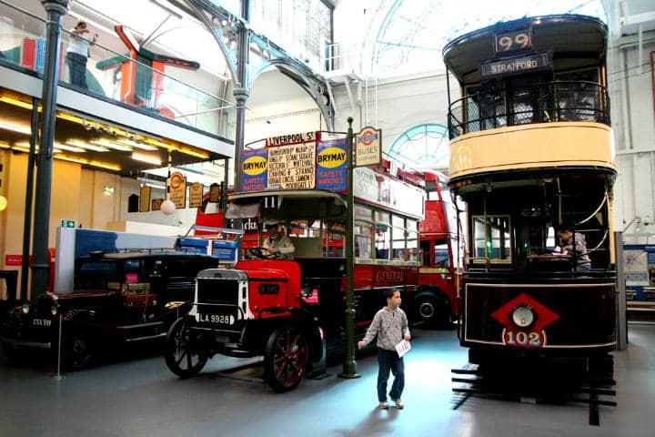 Museos de Londres para ir con niños Foto Asierra_re