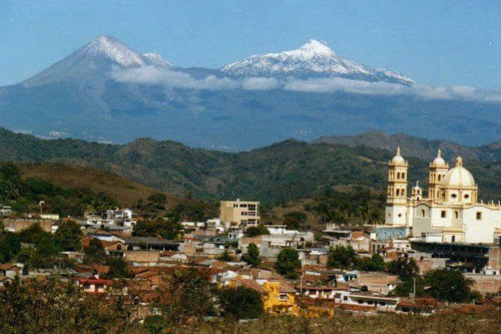 Nevado de Colima. Jalisco. Foto. RM A Alma