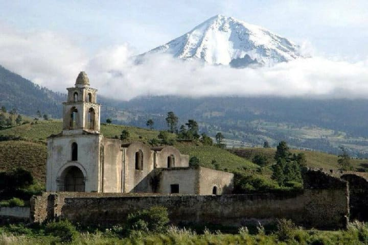Pico de Orizaba. Veracruz. Foto. Cris Zarate