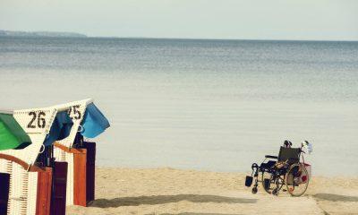 Playa Coromuel, incluyente en La Paz Foto. Pixibay