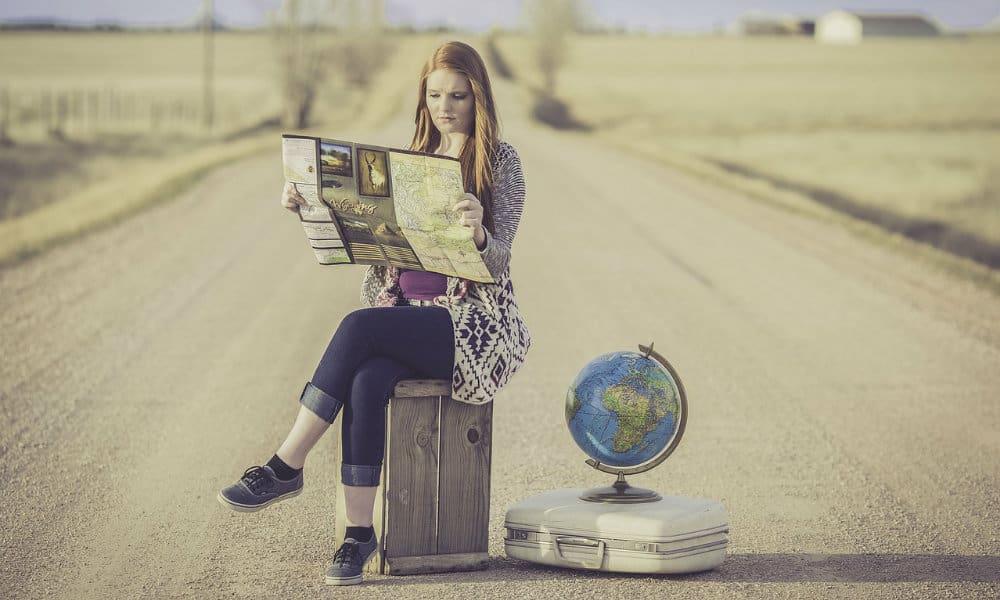 Seguir Viajando Foto. Pixabay