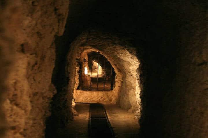 Túnel. Foto Alejandro Ramirez Esparza