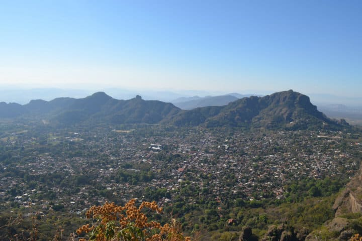Tepoztlán. Morelos. Foto. X-Treme Fall