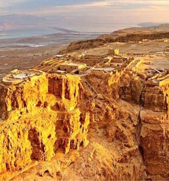 Masada: turismo de aventura Foto.Visitar Tierra Santa