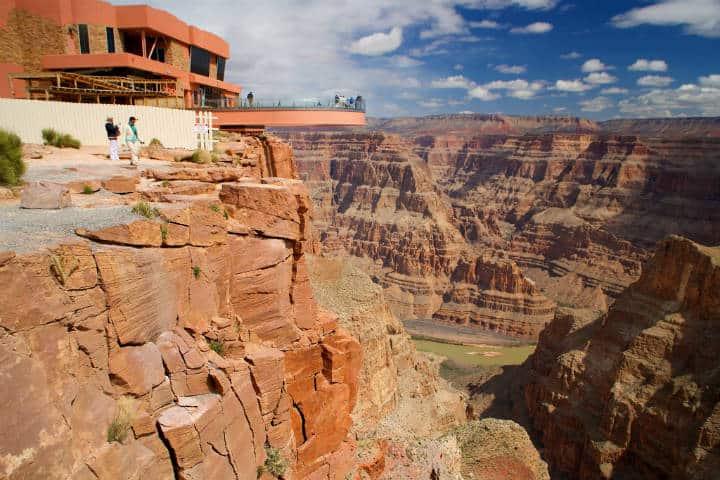 Visitar el Gran Cañon del Colorado Foto Antonio García