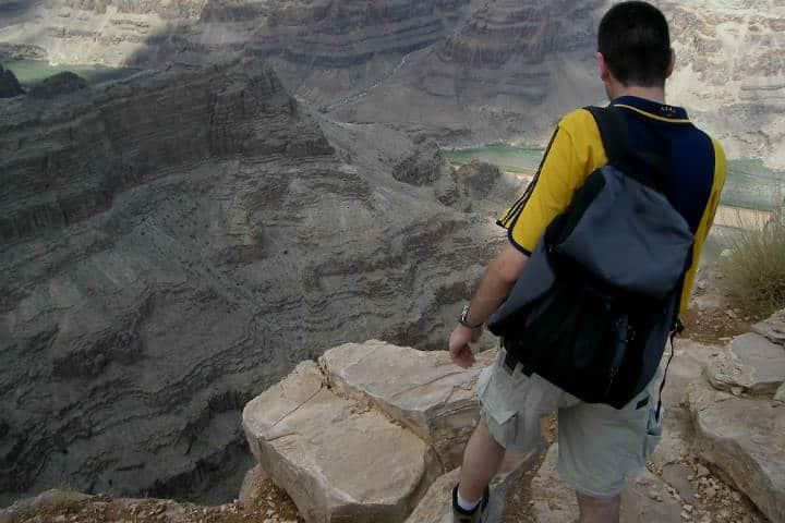 Visitar el Gran Cañon del Colorado Foto Ivan PC