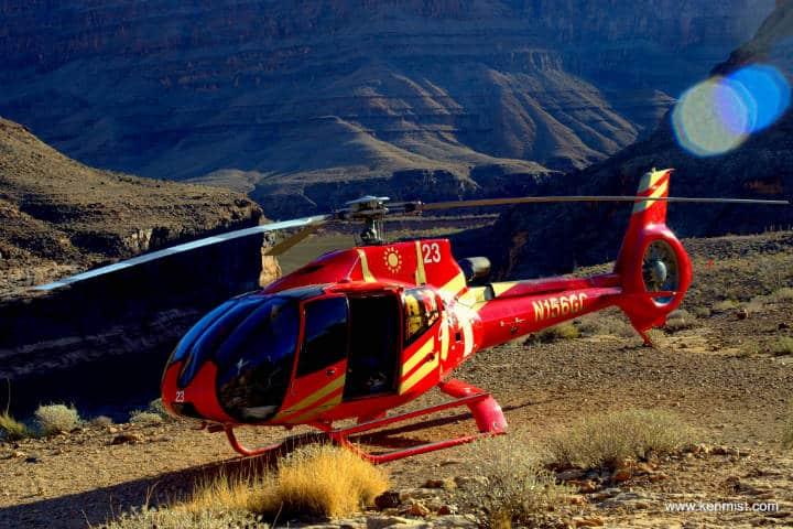 Visitar el Gran Cañon del Colorado Foto Ken Mist