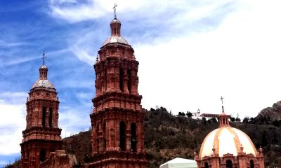 La ciudad de Zacatecas Foto. Luis Juárez