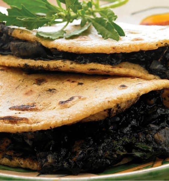 portada Alimentos Mexicas Huitlacoche Foto Pravia