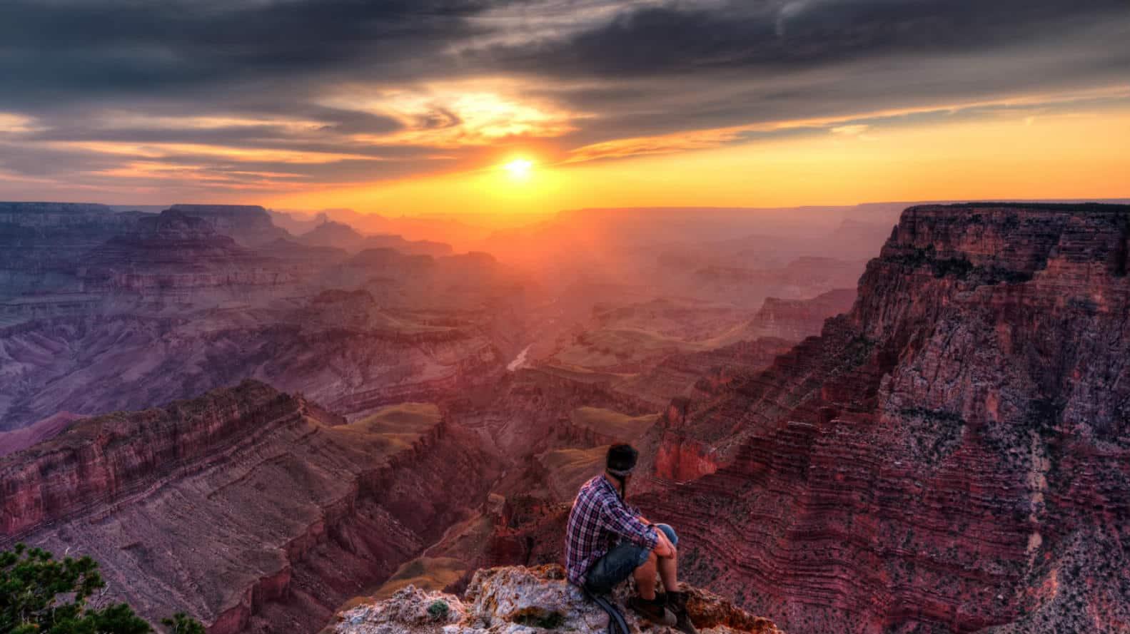 Visitar el Gran Cañon del Colorado Foto Ricardo Maria Mantero