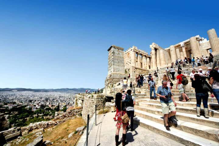20 curiosidades de Grecia, Foto de greeka tourism.