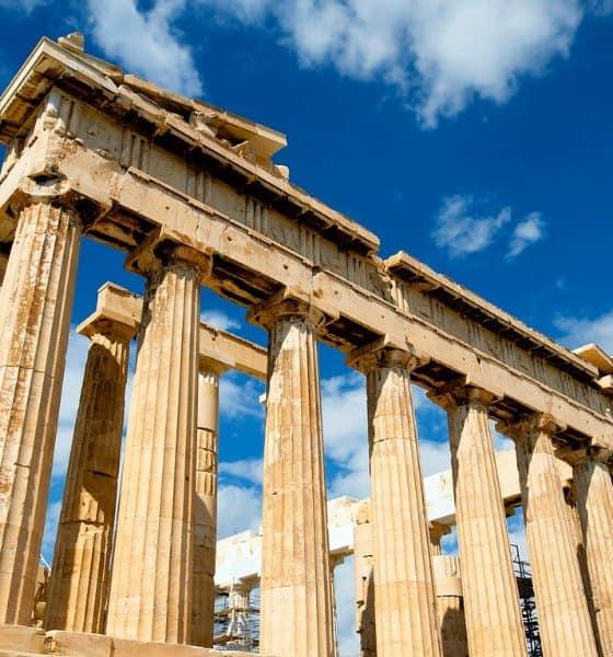 20 curiosidades de Grecia Foto.Pixabay