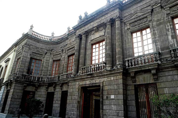Museo de San Carlos Foto Museo Nacional de San Carlos