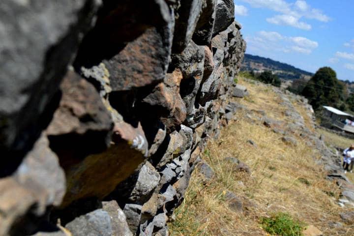 Zona Arqueológica de Huamango Foto Laura Morales
