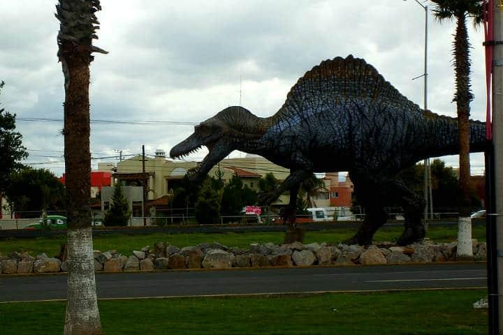 4 lugares para ver dinosaurios en CDMX Foto Andrés Tonini