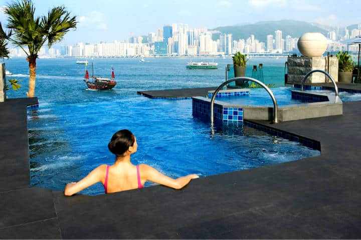 InterContinental Hong Kong Foto: InterContinental Hong Kong