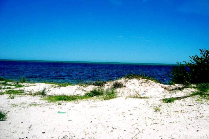 5 playas de Campeche Foto Turisteando