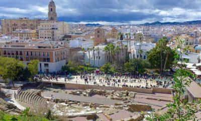 7 sitios imprescindibles en tu visita a Málaga Foto. Pixabay