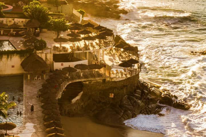 Acapulco. Foto: Omar Bermúdez