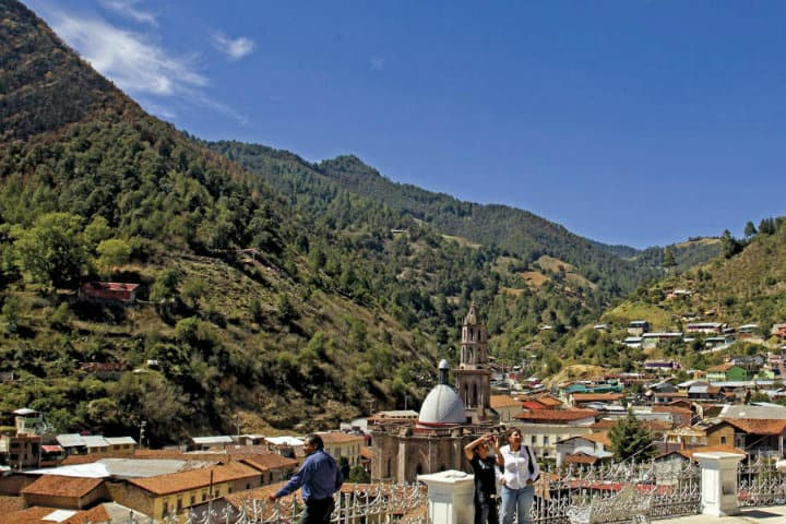 GUÍA COMPLETA: Dónde hospedarse en El Mineral de Angangueo Foto. Visit México