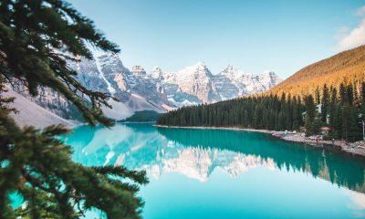 """Banff, el lugar de Canadá Banff, el lugar de Canadá al que los turistas llaman """"el paraíso"""" Foto. Pixabay"""