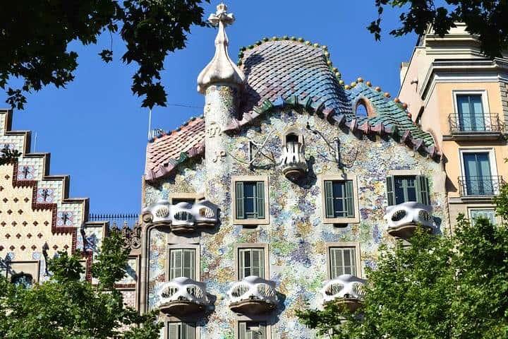 Casa Batlló España Foto Sue Povey