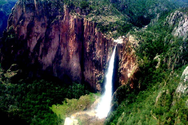 Cascada Baseasachi Foto Adc