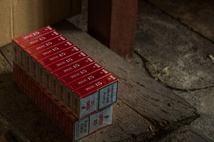 Cigarros. Foto. Pau Casals 3