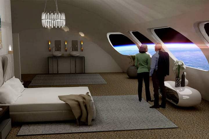 En 2025 verá la luz el primer hotel en el espacio Foto The CEO Magazine