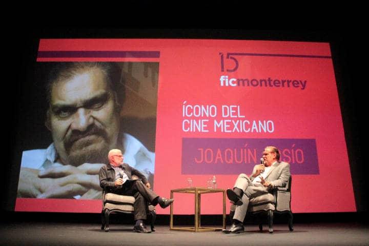 FIC Monterrey Homenaje Joaquin Cosio