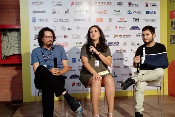 FIC Monterrey Panel de Carlos G