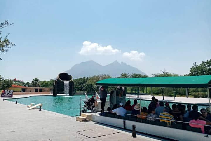 Fic Monterrey Paseo Santa Lucia