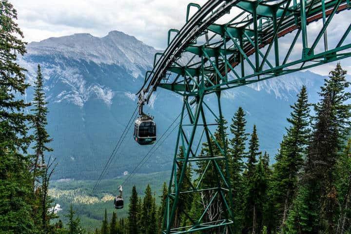 Banff, el lugar de Canadá