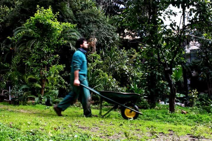 Hacer voluntariado mientras viajas Foto Fabian Lago