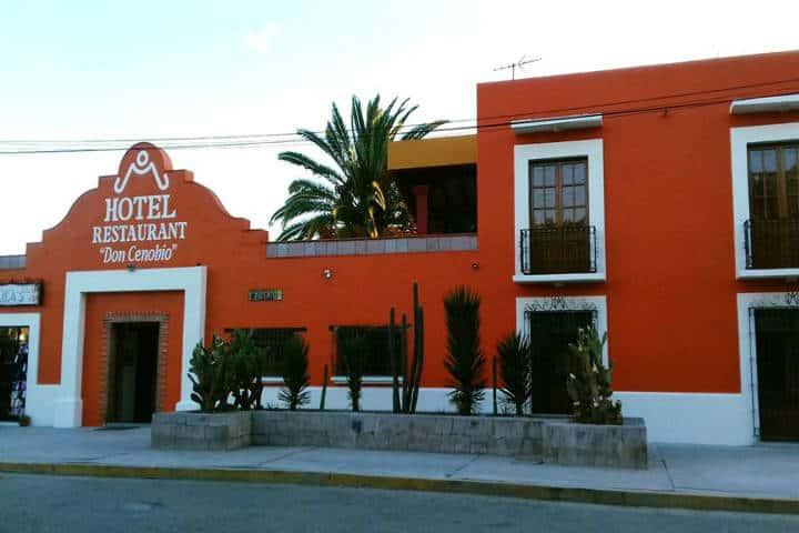 Centro ceremonial Mitla Oaxaca