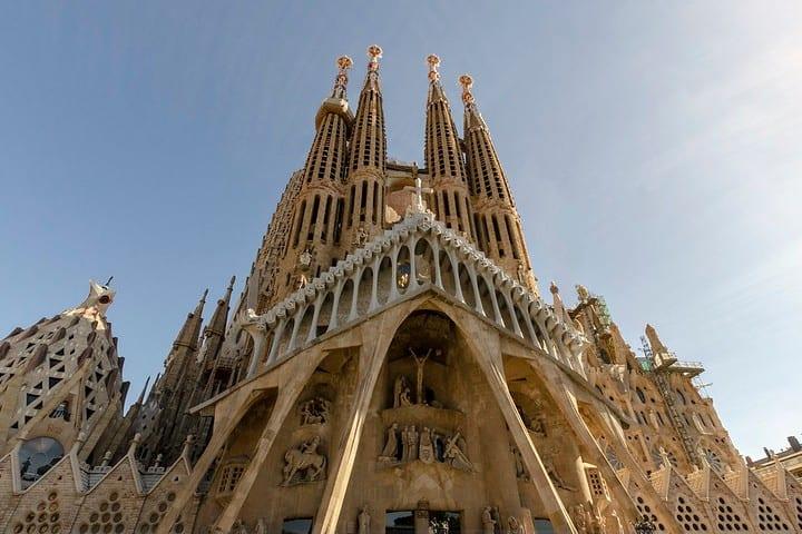 Iglesia La Sagrada Familia Foto: Régis Muno