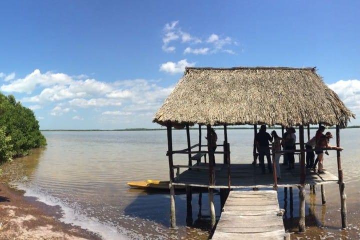 Isla Arena, Campeche. Foto Tribuna Campeche