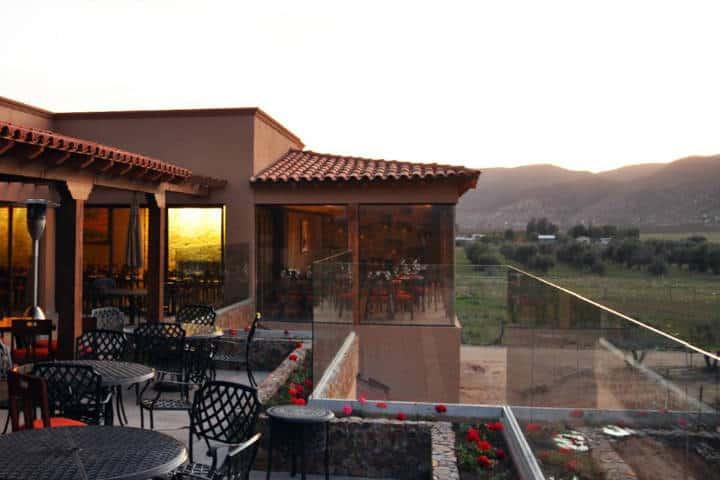 Latitud 32. Foto El Cielo Valle de Guadalupe