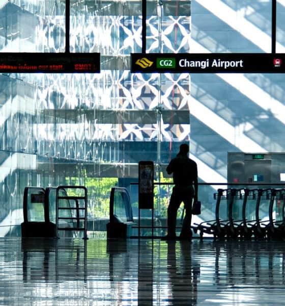 Los aeropuertos más increíbles del mundo. Foto: Grahame Jenkis