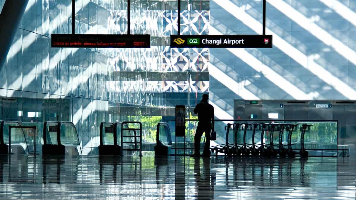 Los aeropuertos más increíbles del mundo. Foto. Grahame Jenkis 5