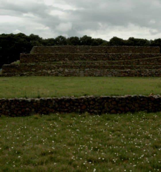 Zona Arqueológica de Huamango Foto. México es Cultura