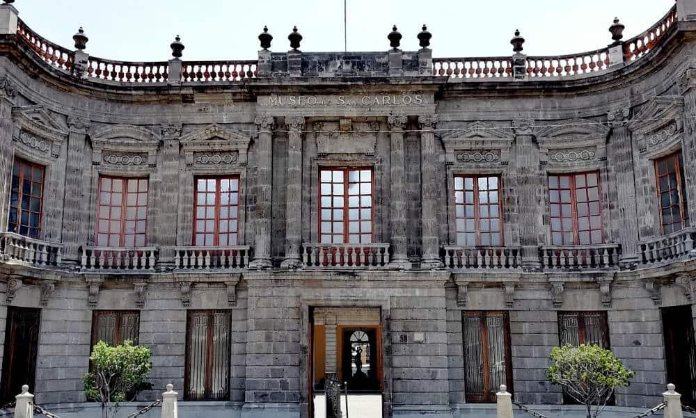 Museo Nacional de San Carlos Foto. Cortesía